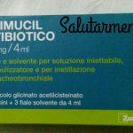 Fluimucil Antibiotico per Aerosol