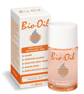Bio-oil cicatrici