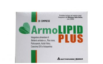 Armolipid plus integratore