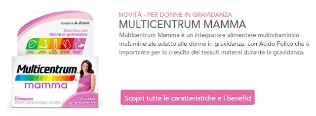 Multicentrum Materna composizione