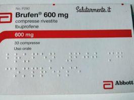 Brufen 600 posologia ed effetti collaterali