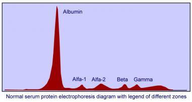 Alfa 1-globuline valori normali
