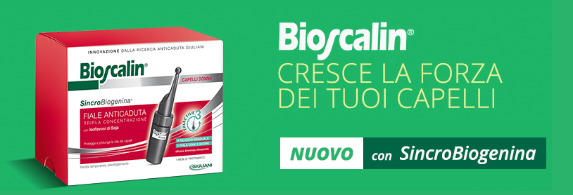 Bioscalin Fiale