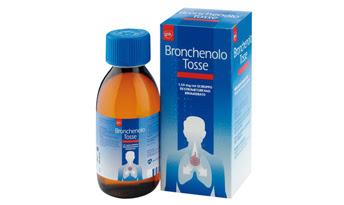 Bronchenolo sciroppo tosse