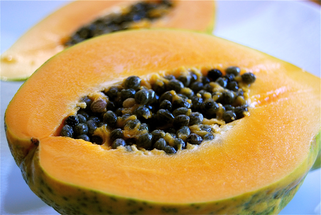 papaia e erezione)