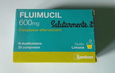Fluimucil 600