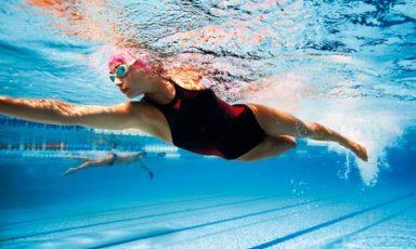 Nuoto master in vasca