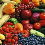 Dimagrire con frutta e verdura