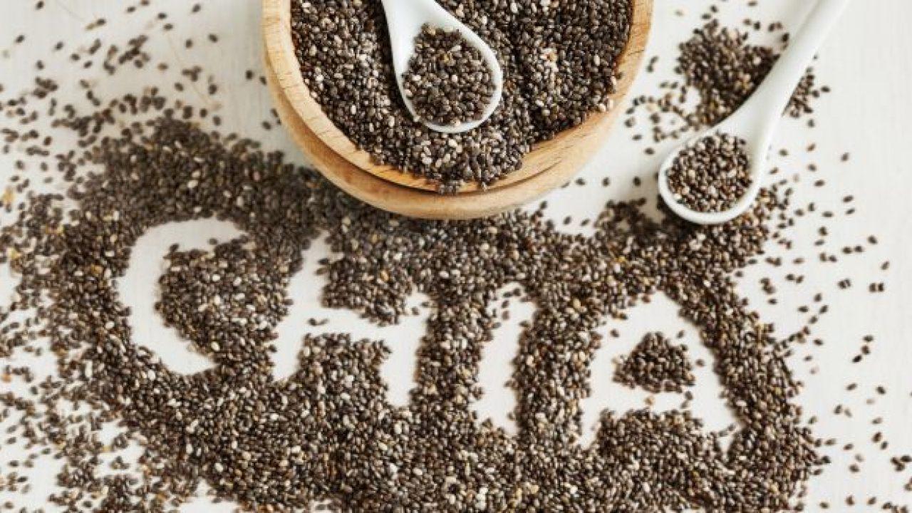 come dimagrire con semi di chia