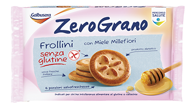 Galbusera Zero Grano