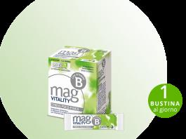Mag Vitality uso e posologia