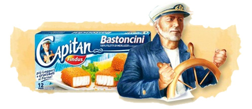 Bastoncini Findus ingredienti e ricette