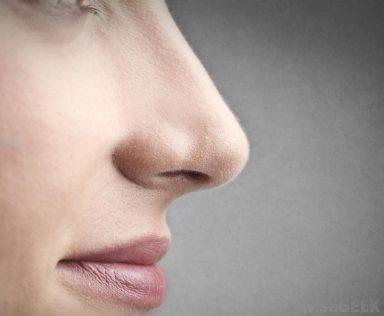 Herpes al naso