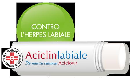 Aciclinlabiale