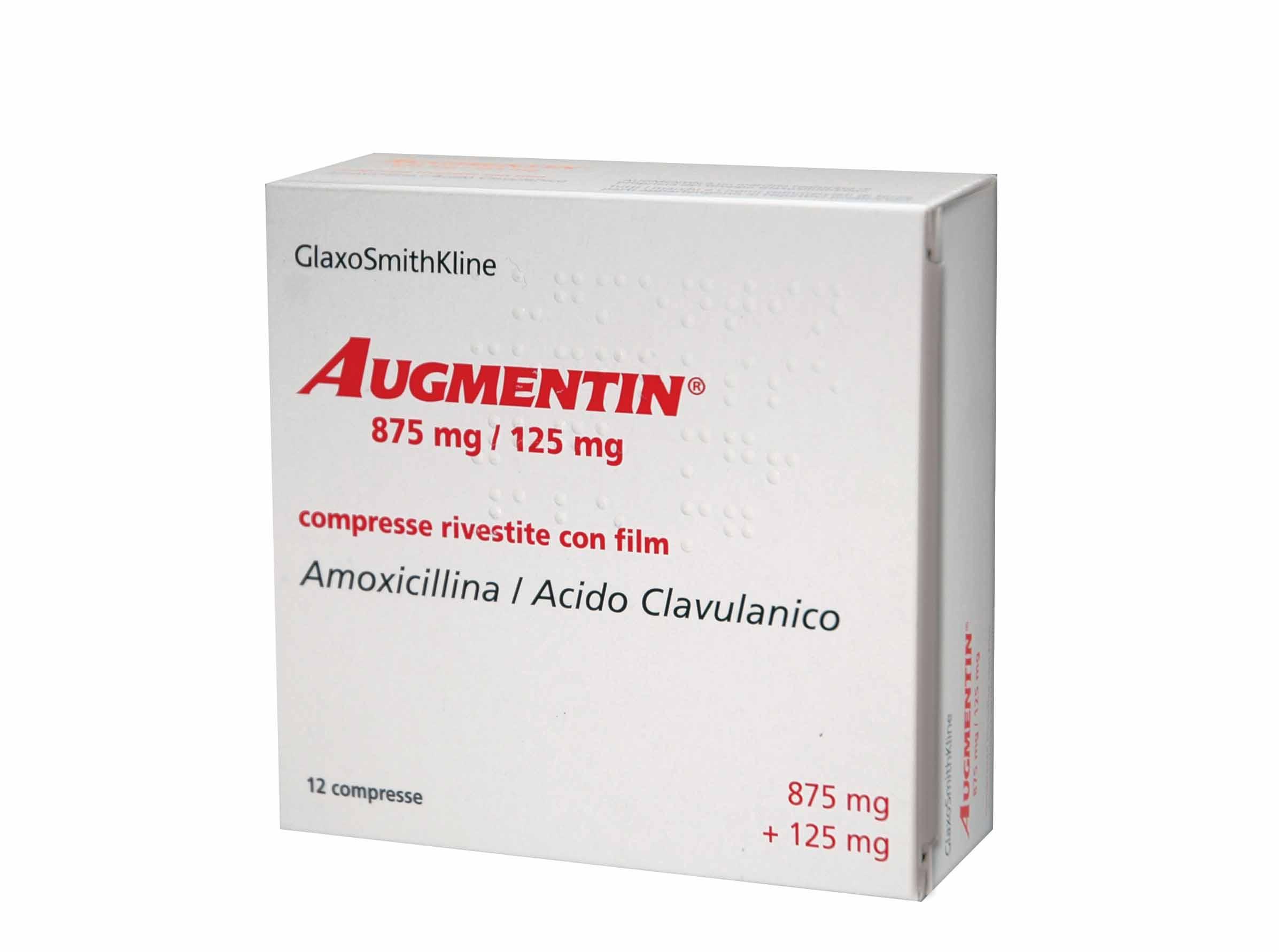 antibiotico augmentin si può prendere in gravidanza