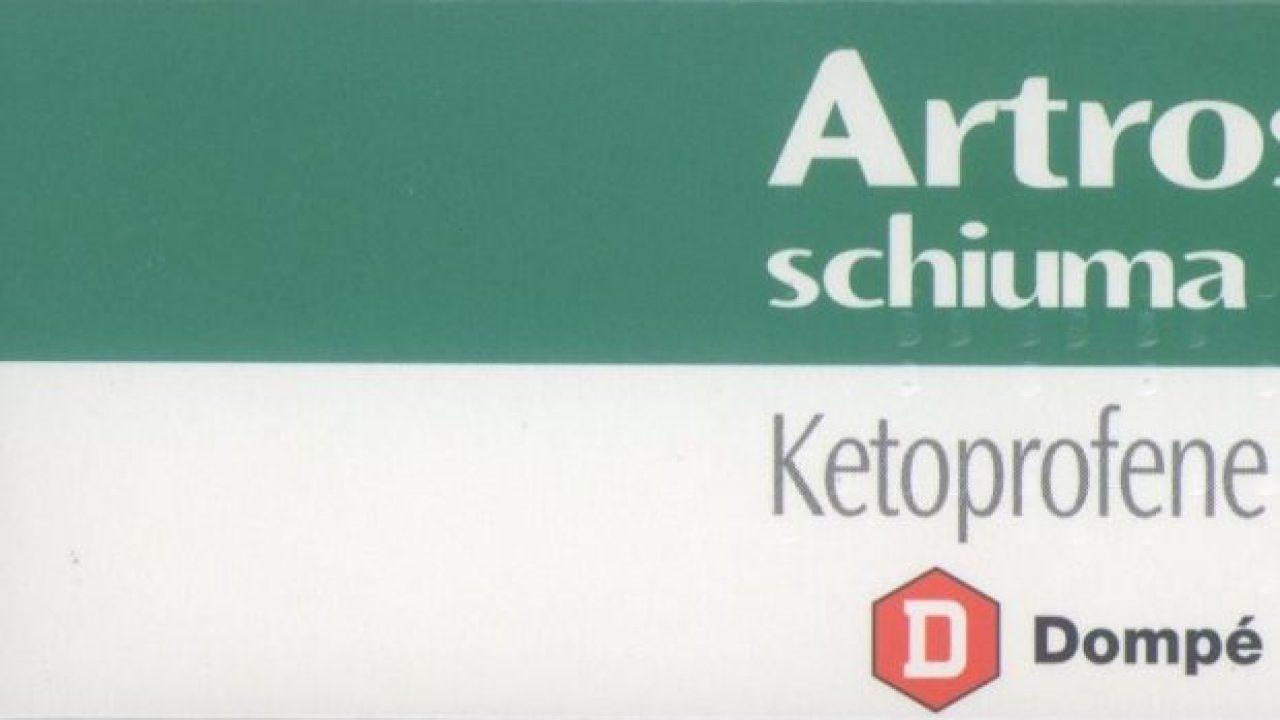 Artrosilene - Foglio Illustrativo