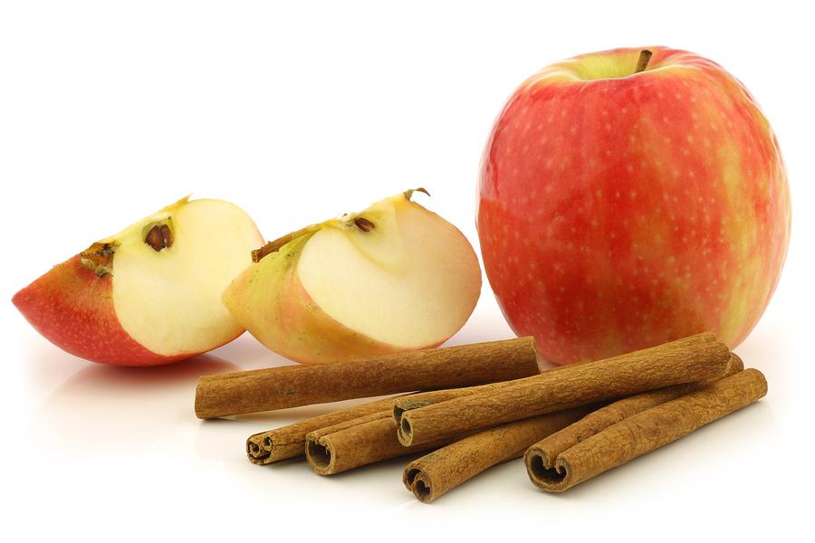 Centrifugato mela e cannella