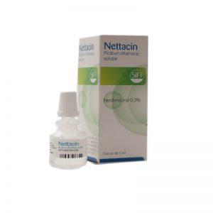 Nettacin collirio