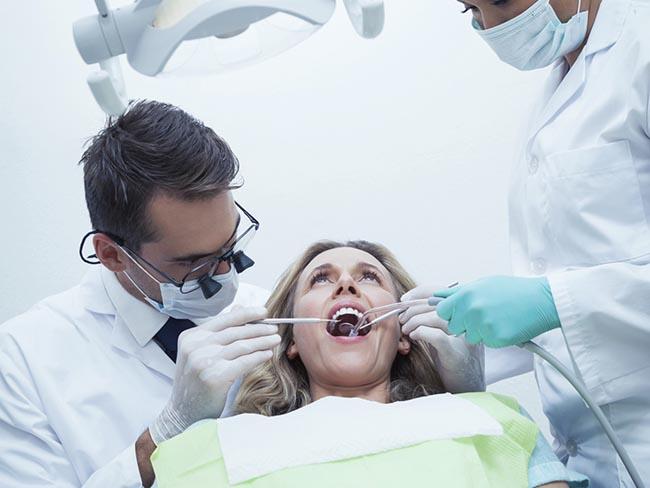 Apicectomia dentale