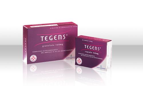 Tegens® (Complesso Antocianosidico)  Leggi il Foglio Illustrativo! 734043c0d7a2