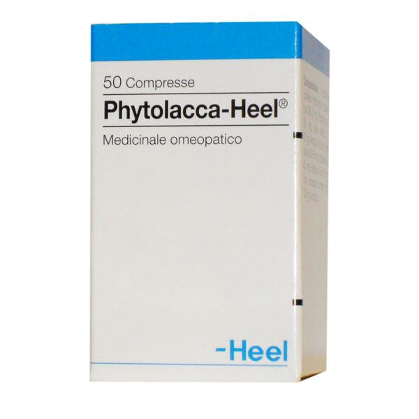 Phytolacca Heel Compresse