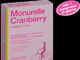 Monurelle cranberry prezzo