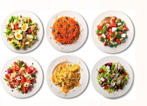 Dieta Settimanale Equilibrata : Dieta calorie menù settimanale da seguire per dimagrire