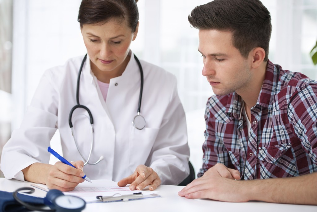 appuntamento dal medico del pene
