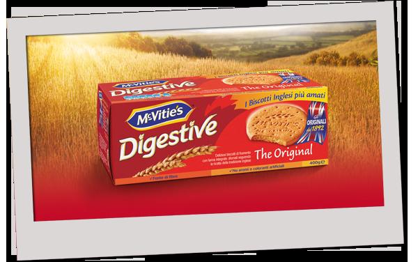 Biscotti Digestive fanno male