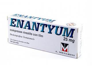 Enantyum compresse effetti collaterali