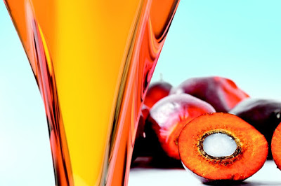 Alimenti con olio di palma